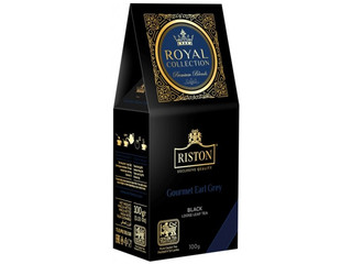 Чай Ристон ROYAL COLLECTION GOURMET EARL GREY ср/л 100г Россия