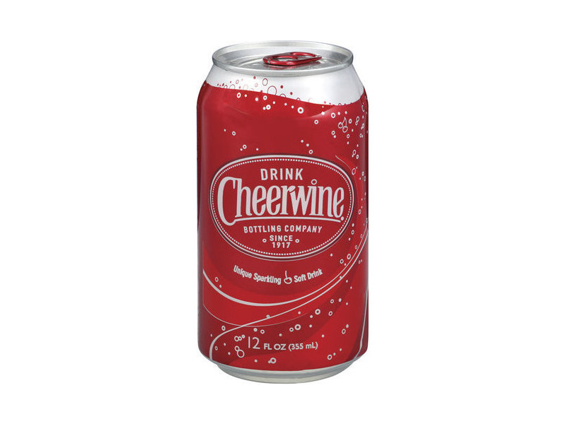 Вода Drink Cheerwine Original 0,355 л ж/б США